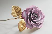 Кованая роза модель №44