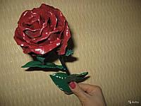 Кованая роза модель №45