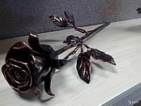 Кованая роза модель №47