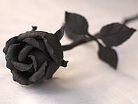 Кованая роза модель №50
