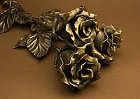 Кованая роза модель №15