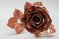 Кованая роза модель №16