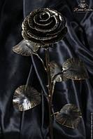 Кованая роза модель №23