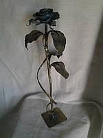 Кованая роза модель №31
