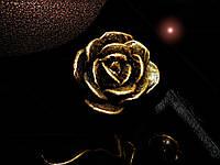 Кованая роза модель №34
