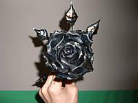 Кованая роза модель №52