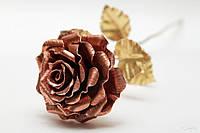 Кованая роза модель №53