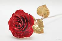 Кованая роза модель №59