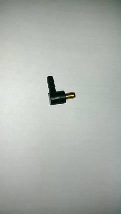 Патрубок колінчастий картера для БЖ Goodluck 45/52, фото 2
