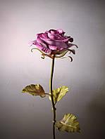 Кованая роза модель №110