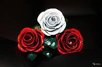 Кованая роза модель №120