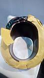 Вентиляционный выход утепленный Kronoplast KBWO 150мм для металлочерепицы средняя волна до 30 мм с колпаком, фото 4