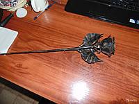 Кованая роза модель №165