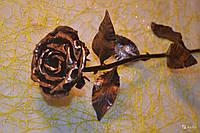 Кованая роза модель №166