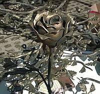 Кованая роза модель №173