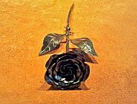 Кованая роза модель №174
