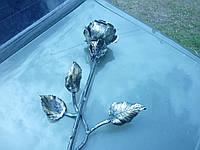 Кованая роза модель №179