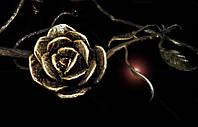 Кованая роза модель №221