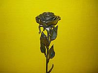 Кованая роза модель №227