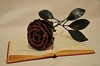 Кованая роза модель №229