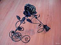 Кованая роза модель №231
