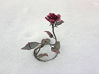 Кованая роза модель №246