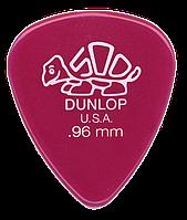 Медиатор Dunlop 41R.96 Delrin 0.96 mm, фото 1
