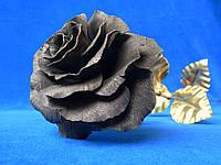 Кованая роза модель №255