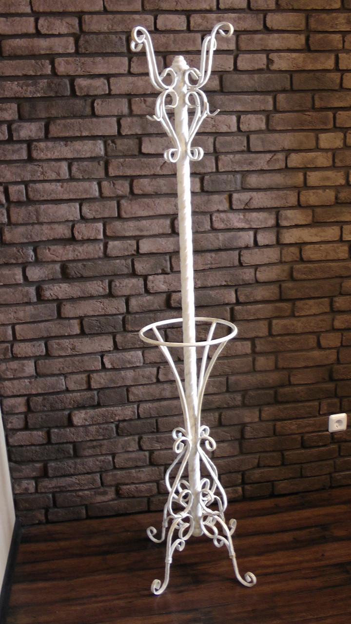 Кованая вешалка модель №91