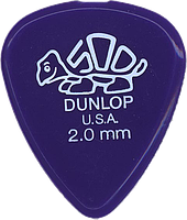 Медиатор Dunlop 41R2.0 Delrin 2.00 mm