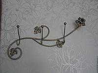 Кованая вешалка модель №118