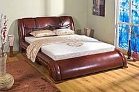 Кровать кожаная Medium
