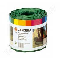 Бордюр садовий зелений 9м*20смGardena