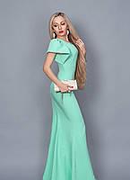"""Длинное элегантное платье  - """"Венера""""  код 237"""