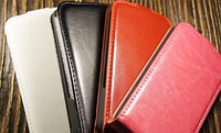 """Чехол Книжка (флип) """"Leather"""" для Apple iPhone 4/4S Чехол-книжка для айфона. Флип"""