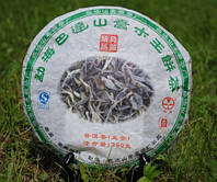 Чай Шен Пуэр Гу Шу Ча «Ба Да Шань» 2011 Год,  От 10 Грамм, фото 1