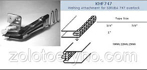 """KHF 747 1"""" 25mm"""