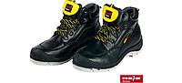 Ботинки рабочие защитные с натуральной кожи для мостильщика BRQAN Reis
