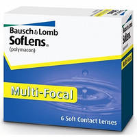 Soflens Multi Focal контактные линзы 6шт