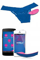 Вибро-трусики OhMiBod blueMotion App Controlled Nex 1