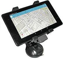 """Універсальний автомобільний тримач для планшетів і навігаторів 10"""", фото 2"""
