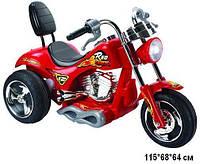 Эл-мобиль ZP5008  мотоцикл 2*6V7Ah