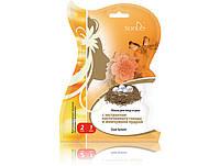 Маска для лица и шеи с экстрактом ласточкиного гнезда и жемчужной пудрой, 1шт