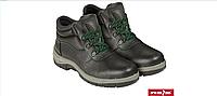 Рабочие ботинки защитного типа с натуральной кожи подошва двойная Reis