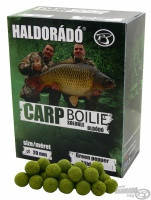 Бойлы Haldorado Soluble 20 мм (0,8 кг)  пылящие  Зеленый перец