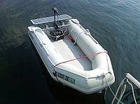 Солнечное зарядное для лодочного мотора 20 Вт