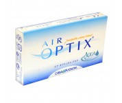 Air Optix Aqua контактные линзы