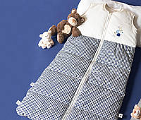 Теплый и уютный спальный термо мешок тсм Tchibo Германия синий