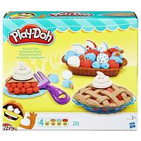 Play-Doh Игровой набор Ягодные тарталетки, B3398