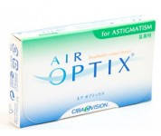 Air Optix for Astigmatism контактные линзы 3шт
